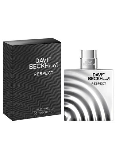 David Beckham Respect EDT 90 ml Erkek Parfüm Renksiz